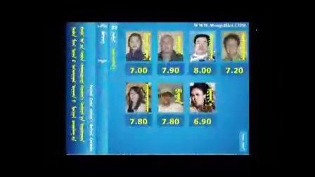 《八省区蒙古幼儿园五项技能网络电视大赛》