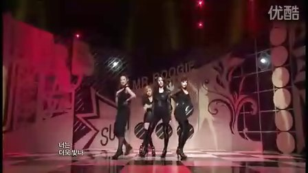 f(x) - Mr.Boogie MBC音乐中心 2010.07.17
