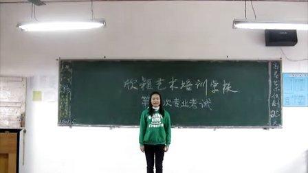 南宁市欣颖艺术培训学校招生宣传