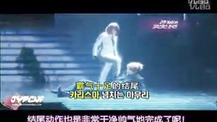 演艺家中介(101225)JYP Nation 圣诞演唱会【韩语中字】