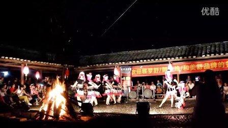 巴马瑶族舞蹈