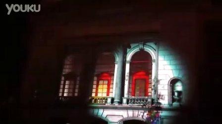 3D 灯光表演 2011 音乐厅 上海 第4段