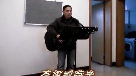 基督教歌曲 有一位神