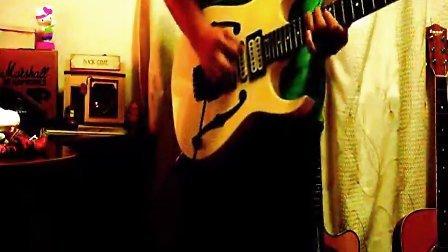 Bangarang(guitar cover)