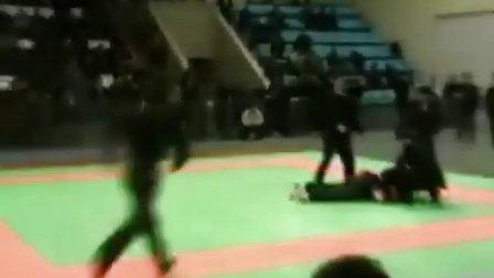 【侯韧杰   TKD   精华篇】之 KO率最高的跆拳道腿法!
