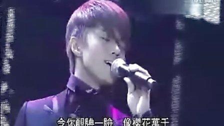 张敬轩  《樱花树下》LIVE版 (HD)