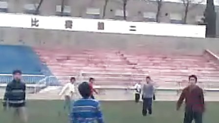 济南大学泉城学院经济08  足球比赛
