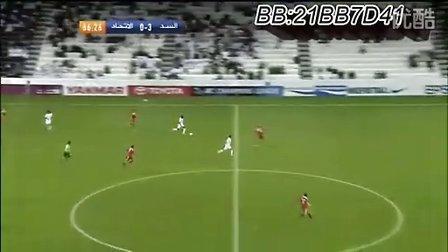 20110212 亚冠资格赛 阿尔萨德5-1伊蒂哈德阿勒颇
