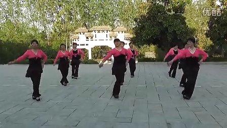 铭传黄玲广场舞---大风歌