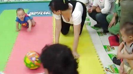 2010安儿乐宝宝爬行总动员天津海选-超人宝宝