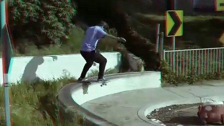 krooked 3D滑板影片预告