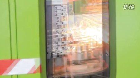 宝捷SBS280-1W广口瓶PET拉伸吹瓶机