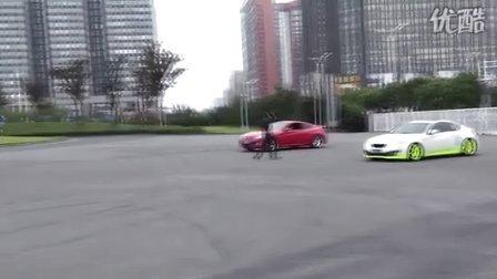 劳恩斯coupe2.0T自豪VS2.0T手动提速