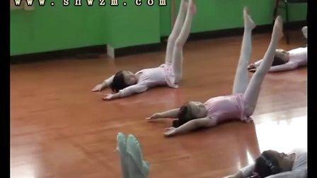 文广舞之梦 徐汇教学点少儿中国舞上课视频
