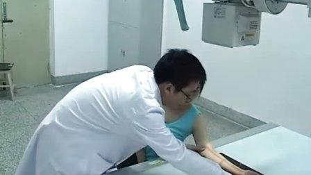 上肢X线检查