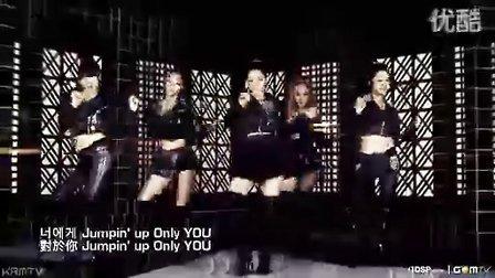 【韩国】 【美女组合】【KARA 】【HD】【高清MV】【Jumpin,up 】