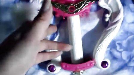 美少女战士真人版竖琴玩具