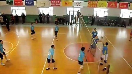 2010年大庆排球联赛决赛-东北石油大学vs六点俱乐部