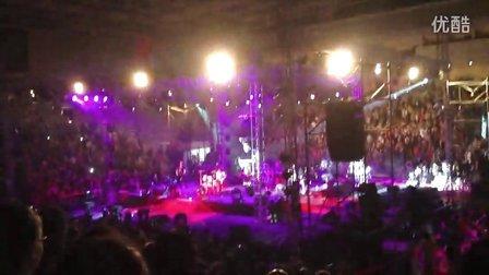 蒙古国乐队hurd胡日德,呼和浩特现场《大蒙古》