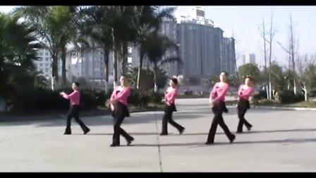吉美广场舞 泼水节
