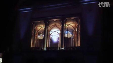 拥抱2011 - 上海音乐厅 新年音乐会 3D灯光表演