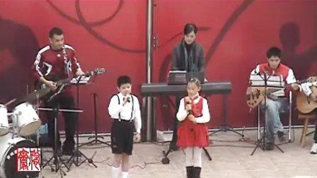 宁德蕉城四小校歌_向着明天飞翔(原创歌曲)