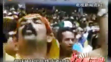 """20100325《体育评书》解析""""韩流""""复仇记【老梁宏达CETV-1】"""