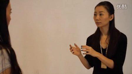 张芮歌老师亲自为艺考生示范独白,彰显扎实表演功力!