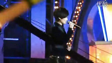 20101113 重庆巨星演唱会李宇春