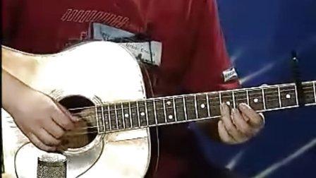 杨峰吉他弹唱卡萨布兰卡 讲解