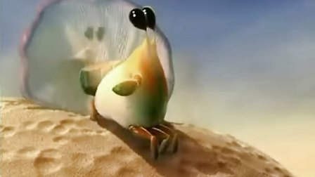 韩国3D立体动画片——小海豹波波