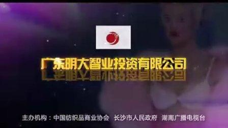 2010中国时尚内衣节模特大赛广东赛区