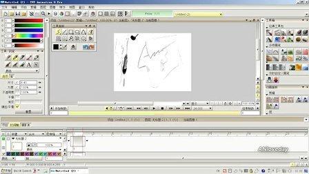 TVP Animation动画教学——画笔的认识