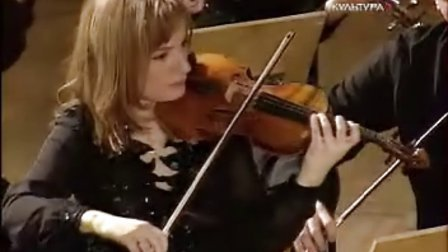 莫扎特《降E大调小提琴与中提琴协奏式交响曲》(K.364)文格洛夫小提琴 巴什梅特中提琴 指挥