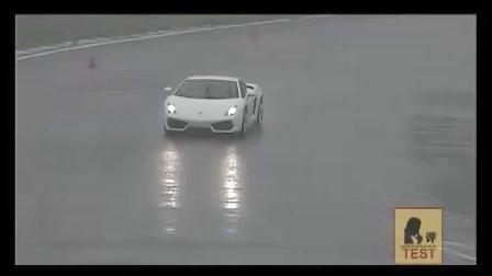 Lamborghini2010赛道日专题报道-LP550-2
