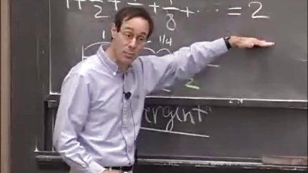[单变量微积分:无穷级数的收敛性测验].Lecture.37