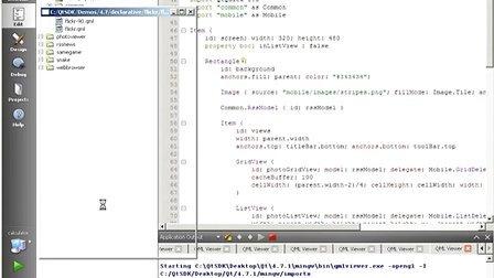 QML例子演示