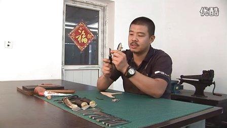 大丹做皮具——四合一工具 高清