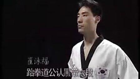 央视跆拳道中文教学25