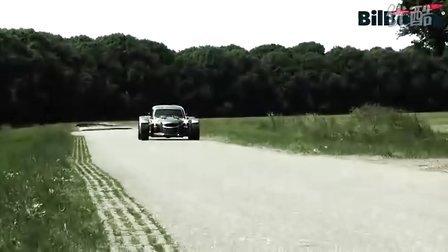 有钱人的玩具!荷兰Donkervoort D8 GT