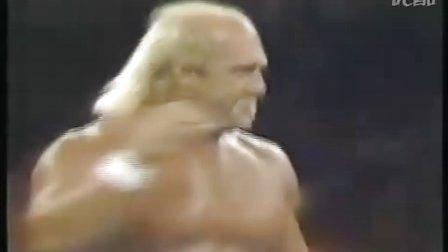 Stan Hansen vs Hulk Hogan №1 レスリングサミットin東京ドーム