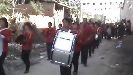 袁红亮和曹丽娟的结婚录像3