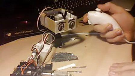 Arduino——Wii摇柄