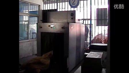 2012济南机场安检站宣传片