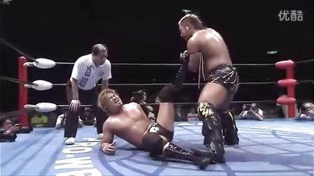 2011.06.19 全日本摔角 KAI vs Shuji Kondo (世界 Jr)