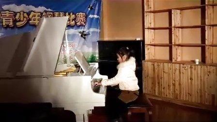 """淄川区""""伯乐杯""""青少年钢琴比赛"""