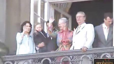 丹麦游 - 女王生日(哥本哈根