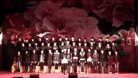 2010年12月23日文艺汇演2010级综合班