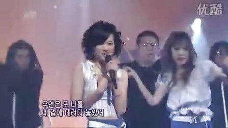 韩国元祖偶像组合:Baby V.O.X-偶然 现场版