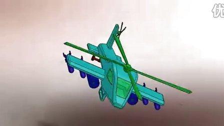 SolidWorks基础教程应用实例作品-飞机